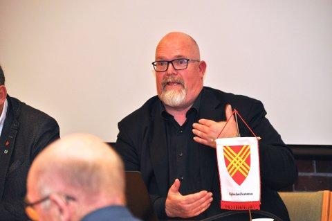 Wictor Juul vil auka Hjelmeland kommune sine inntekter med 3 millionar kroner ved å auka eigedomsskatten neste år.