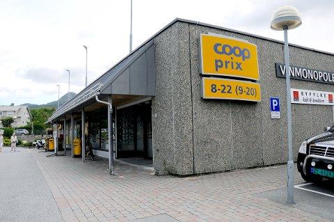 Prix på Jørpeland skal utvides for å bli supermarked.