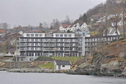 HÅPAR PÅ NY DRIFT: Bjørn Laugaland håpar nokon kjem på banen med planar om å driva hotellet vidare.