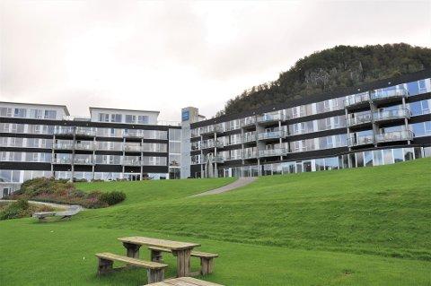 31 SEKSJONAR: Hotellromma på Spa-hotell Velvære er selde som leilegheiter. Sameiet Ryfylke Brygge mistar sine garanterte leigeinntekter etter konkursen i hotellselskapet Spa-hotell Velvære AS.