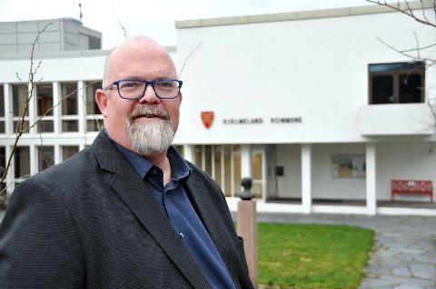 KINDEREGG: Rådmann Wictor Juul meiner dei nye ferjene har tre motortypar som alle stiller ulike krav til beredskap.