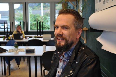 FAST RUTINE: Kommunen har ein avtale med entreprenørselskapet om å testa alle nyankomne arbeidarar, seier kommuneoverlege Bjarte Sørensen.