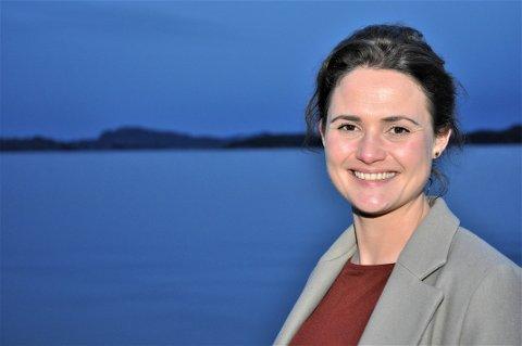 BER FOLK BLI I STAVANGER: Stavanger-ordfører Kari Nessa Nordtun ber alle i Stavanger om å ikke dra på hyttetur i Ryfylke.