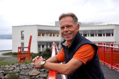 HELD FRAM: Rådmannen fekk grønt lys til å forlenga prosjektet til Jan Sverre Grimstad (bildet) med eit år, og politikarane var opne for å halda fram endå lenger.
