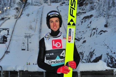 KJEMPESESONG: Jonas Viken opplevde at de to norgescuprennene i helga og neste helgs NM del to ble avlyst. Han er usikker på den videre satsingen.