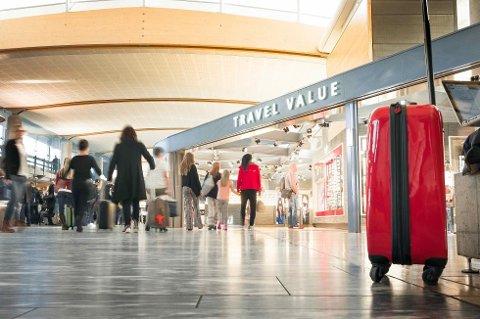 Nordmenn har sine soleklare taxfree-favoritter når de er ute og reiser. (Foto: TRN/ Hendel/ANB)