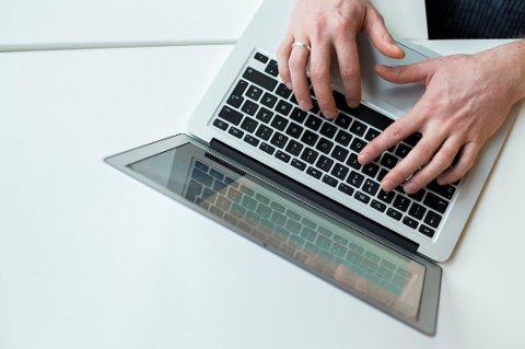 Det er aldri lurt å begynne et avsnitt med «Jeg» når du skriver en e-post. (Foto: Berit Roald, NTB scanpix/ANB)