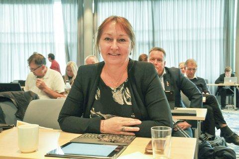 Omkamper: – Det kan vel til tider bli litt mange omkamper, sier Høyres Gunn Marit Helgesen.