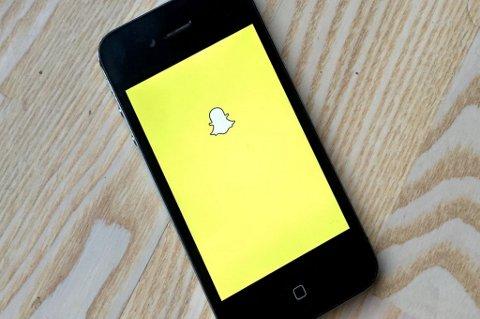 En av de raskest voksende mobiltrendene i Norge er Snapchat.