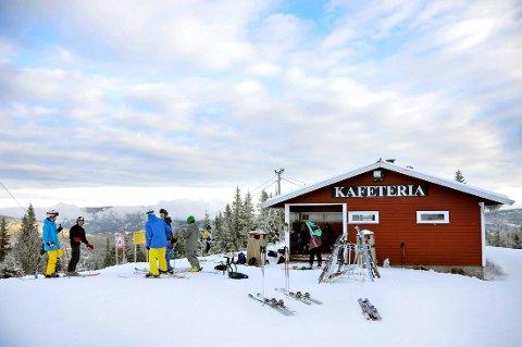 FUNGERER: Skianlegget Vinterland får ikke noen søsterheis med det første. arkivfoto