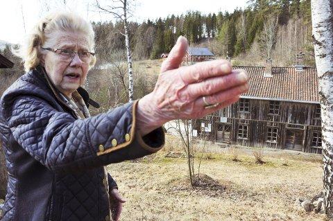 IBSENS INSPIRASJON: Her på Hørte fant Ibsen inspirasjonen til Peer Gynt, sier lokalhistoriker Ragnhild Hagen. 17. april tar hun med seg et busslass for å vise fram historiske steder.