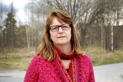 Kritisk: Tillitsvalg i Autismeforeningen i Telemark, Anne Østensen, ser svært alvorlig på hvordan den videregående skolen har taklet hendelsen der en elev med autisme slo til en lærer.