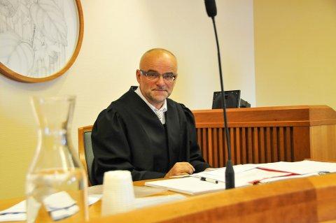 AKTOR: Politiadvokat Jon Borgen la ned påstand om to år og seks måneder, men retten landet på ett år og 10 måneders ubetinga fengsel. Bildet er fra en annen rettssak.