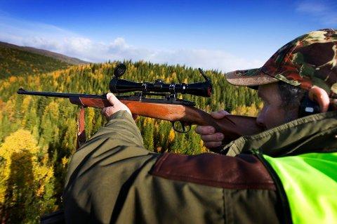Jakt har lange tradisjoner i Norge og er en stadig mer populær hobby. Foto: Gorm Kallestad, NTB scanpix/ANB