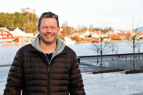 NY FESIVAL: Hans Arne Frøland arrangerer ny festival i Porsgrunn denne sommeren.