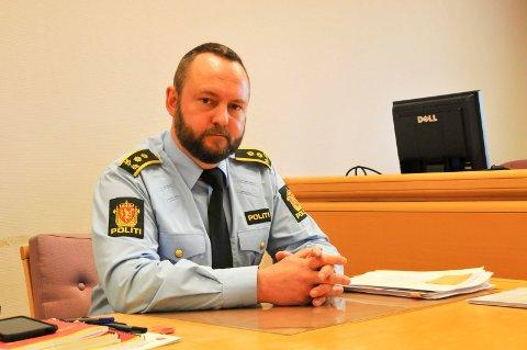 AKTOR: Politiadvokat Kjetil Langbach vil være aktor i rettssaken, som starter førstkommende tirsdag i Nedre Telemark tingrett.