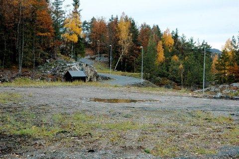 MENIGHETSHUS: Det er i nærheten av Sjådammen at Jehovas Vitner kan få bygget sitt nye tilholdssted. (Arkivfoto: Per Eckholdt)