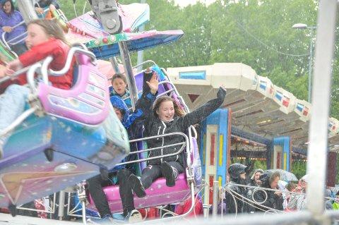 TIVOLI-NEI: Barnas dag i Porsgrunn fikk avslag på søknaden om å flytte tivoliet inn på Gamle Urædd.