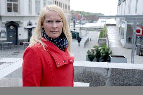 TILFREDS SÅ LANGT: Skiensordfører Hedda Foss Five er tilfreds med at Skien peker seg ut for Nav.