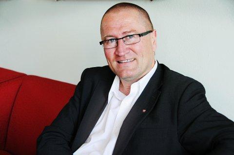 MEST TALETRENGT: Stortingsrepresentant Geir Jørgen Bekkevold (KrF) har vært den mest taletrengte av Telemarks stortingsrepresentanter den siste perioden.