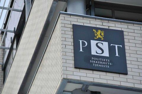 Bygget til Politiets sikkerhetstjeneste (PST) i Nydalen i Oslo. Foto: Fredrik Varfjell (NTB scanpix)