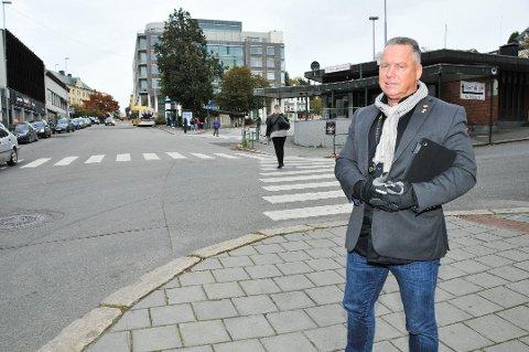 Knut Morten Johansen, Frp