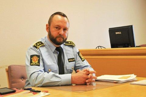 AKTOR: Politiadvokat Kjetil Langbach var aktor i saken mot 28-åringen, som er domfelt åtte ganger tidligere.