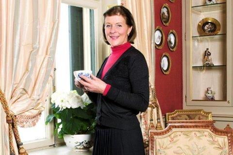 SAVN: «Jeg kommer til å savne Mille meget, våre hyggelige og interessante sammenkomster», skriver Christen Sveaas. Foto: Line Loholt