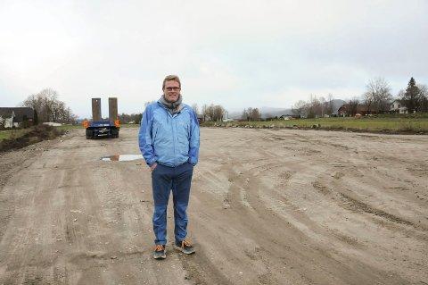 GLADMELDING: Geir Kalland fikk fredag endelig klarsignalet han har håpet på.