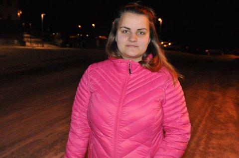 RYKTER: Rebekka Marigård synes det er katastrofalt at det går rykter om at hun har HIV. Foto: Trond Ivar Lunga