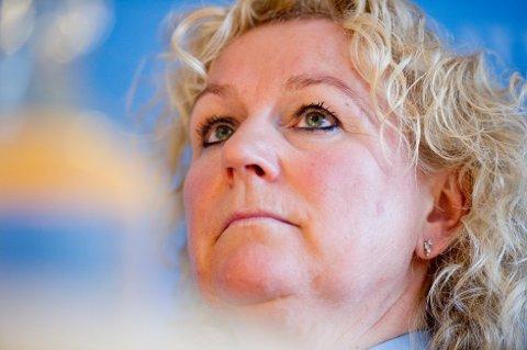 Christine Fossen er politimester for Sør-Øst som omfatter fylkene Telemark, Vestfold og Buskerud, som er landets tredje største politidistrikt.