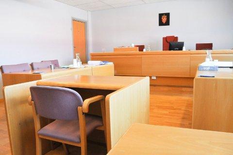 I MAI: Det er satt av tre dager til rettssaken, som starter 3. mai i Aust-Telemark tingrett på Notodden.