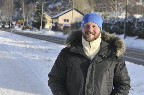 SNUDD PÅ HODET: Tom Benjaminsen har snudd livet på hodet – og funnet formen. Det har også hjulpet andre opp av sofaen.