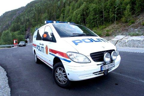 IKKE LOKALE KOLLEGER: Det ble rekvirert polititjenestemenn fra Kongsberg for å håndtere saken som handlet om en kollega av polititjenestemennene på Notodden. Illustrasjonsfoto: Beate Evensen