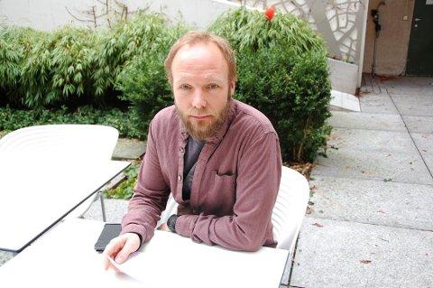 FÅR FOR LITE: Styreleder i Gulset nærmiljøsenter, Lars Erik Finholt, er ikke fornøyd med tilskuddet rådmannen foreslår.