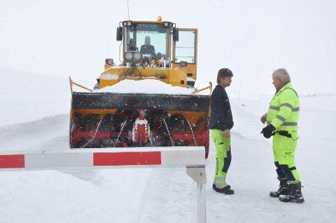 IMINGFJELL: Mange lokale vil at Imingfjell skal vinteråpnes, men det sitter langt inne.