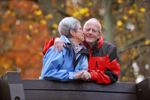 Menn tjener mest, har høyere yrkesdeltakelse, og får derfor høyere pensjon. Foto: Frank May / NTB scanpix