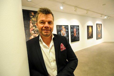 GODT ÅR: Rolf Stavnem kan glede seg over nok et godt år for Galleri Fineart.
