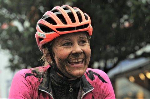 SLITEN: Anne Helen Reiten vant dameklassen i årets HelteRitt.