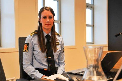 – BEGGE HAR TILSTÅTT: Politiadvokat Julie Sandvik sier at det siktede samboerparet