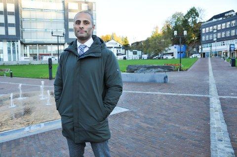 – UNYANSERT: – Debatten om politireformen er veldig unyansert, mener Mahmoud Farahmand (H).