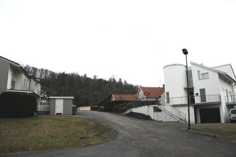 NABOER: I dette nabolaget på Hovenga i Porsgrunn registreres det med jevne mellomrom rystelser.