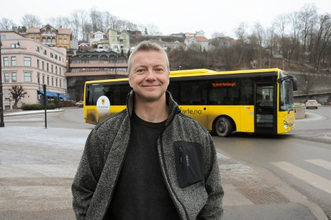 INGEN FARE: Miljøvernsjef i Skien kommune, Eigil Movik, har svart på en forespørsmål. og det skal ikke være noen fare.