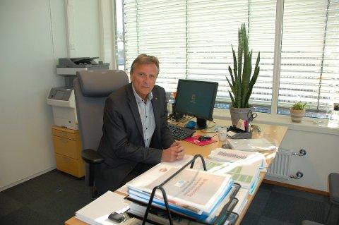 HØY LEDIGHET: Leder for Nav i Vestfold og Telemark, Terje Tønnessen, melder om høy arbeidsledighet som følge av koronasituasjonen.