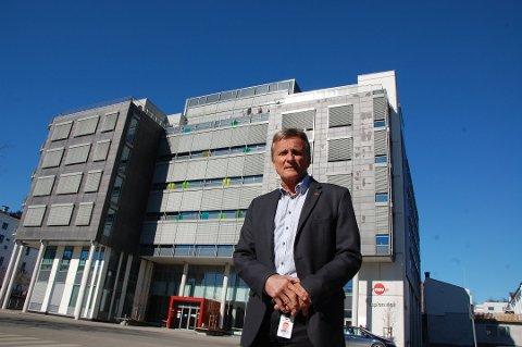ARBEIDSLEDIGE: Nav-direktør Terje Tønnessen er spent på utviklingen.
