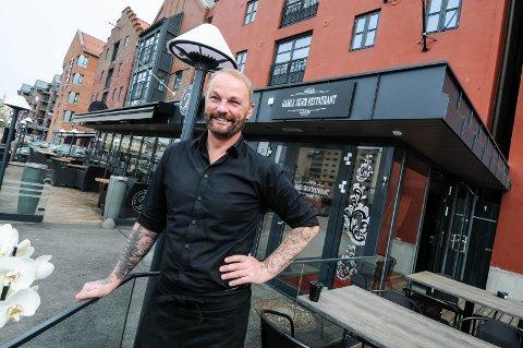 Ifølge Tripadvisor driver Morten Løver Telemarks beste restaurant. Kåringen baserer seg på gjestenes egen omtale.