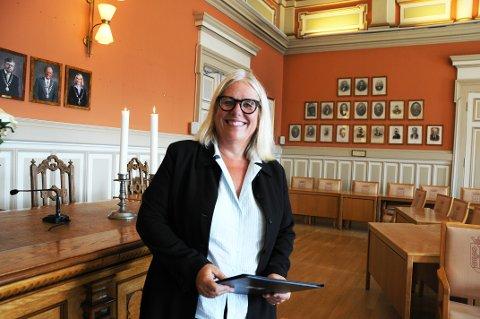 DIALOG: Anne Spånem og Skien kommune har vært i dialog med det muslimske miljøet før ramadan.