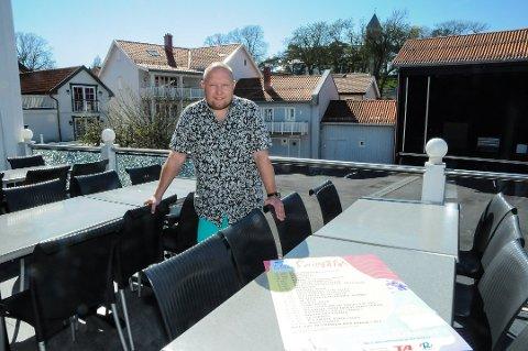 Andreas Kristiansen frykter det verste kan skje dersom ikke det blir tatt grep om skjenketider.