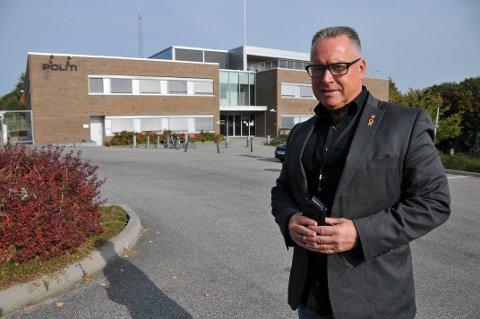 OM POLITIREFORMEN: Tidligere statssekretær Knut Morten Johansen (Frp) jobbet mye med politireformen da han var statssekretær for justisministeren.
