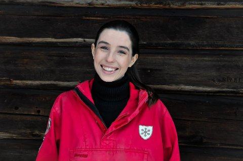 TAR MASTER: Linnea Dale tar mastergrad i innovasjon og ledelse.